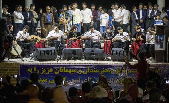صحبت با علی اکبر مرادی؛ راوی و خالق نواهای ماندگار تنبور