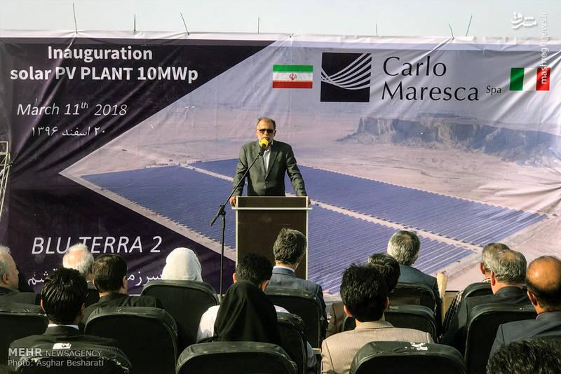 سفیر ایتالیا در ایران گفت: مراقبت از محیط زیست کره زمین به خصوص جزایر، دارای اهمیت بسیاری است که بهره برداری از نیروگاه انرژی پاک در جزیره قشم آغازی بر حمایت از محیط زیست و چشم اندازی روشن برای این جزیره است.