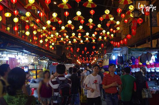 بهترین جاذبه های گردشگری کوالالامپور