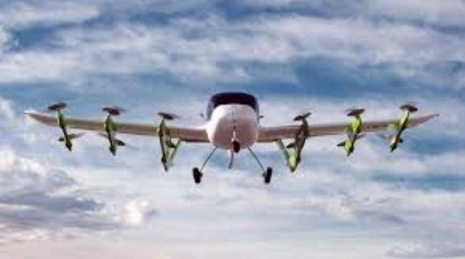 بنیانگذار گوگل هم به جمع سازندگان تاکسیهای هوایی پیوست +عکس