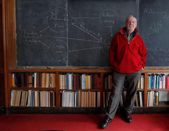 نوبل ریاضی ۲۰۱۸ به میراثدار اینشتین رسید
