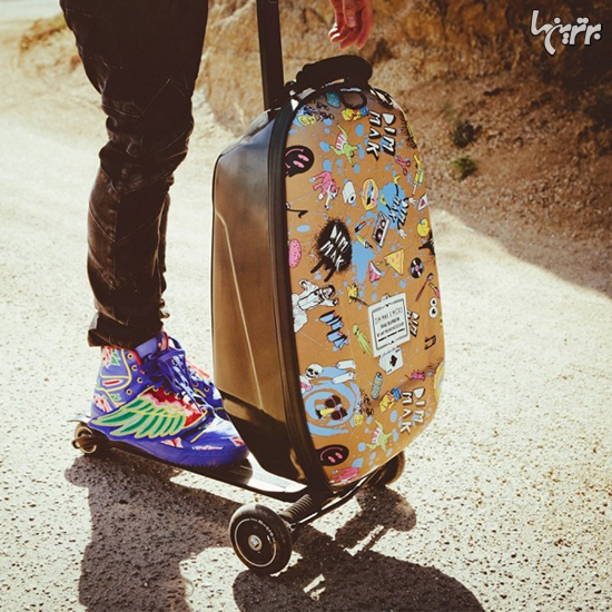 گجتهای عجیب، اما بسیار مفید برای سفر