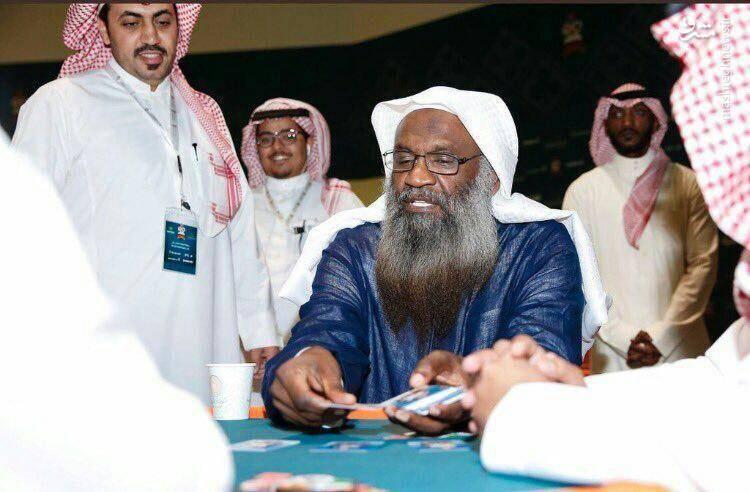 ورق بازی عادل الکلبانی مفتی سرشناس سعودی ها