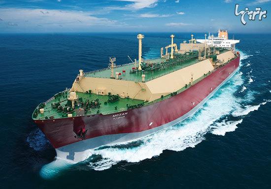 ۹ فروند از بزرگترین کشتیهای جهان را بشناسید