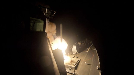 جنگ افزارهایی که امکان دارد در حمله به سوریه استفاده شوند