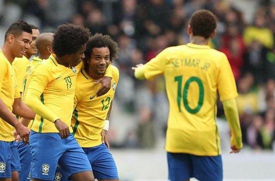ادامه تور جهانی برزیل؛ بازی با کرواسی در آنفیلد