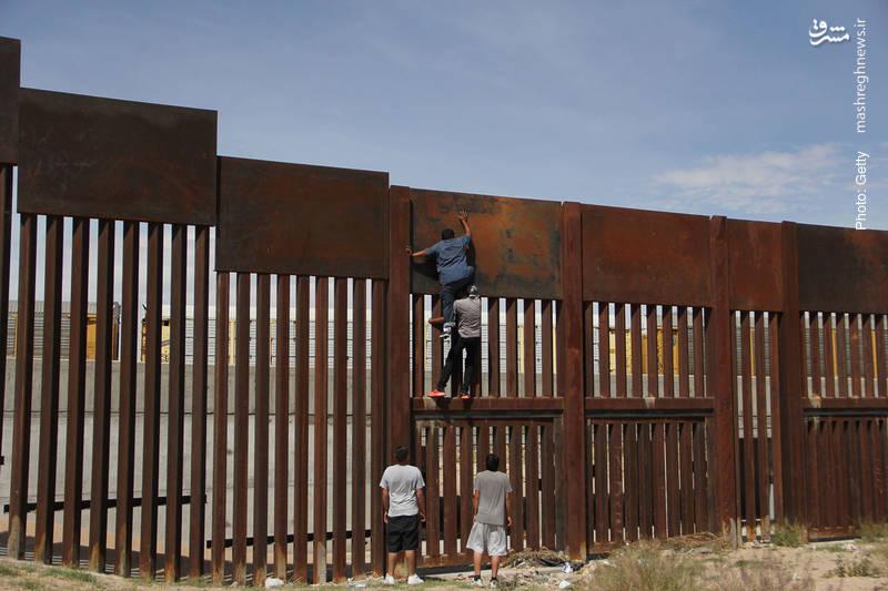 افزایش تنش میان آمریکا و مکزیک با ارسال سربازان بیشتر برای جلوگیری از مهاجرت غیرقانونی مردم مکزیک به ایالات جنوبی آمریکا