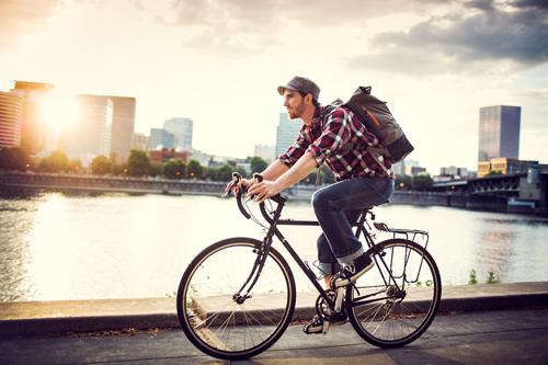 دوچرخه برای سلامت جنسی خطر دارد؟