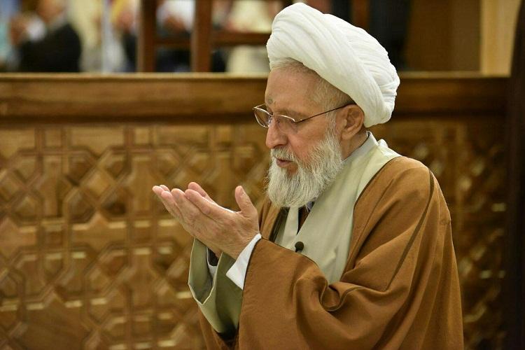 قدردانی بیت مرحوم آیتالله ایمانی از علما، مسئولان و مردم قدرشناس فارس