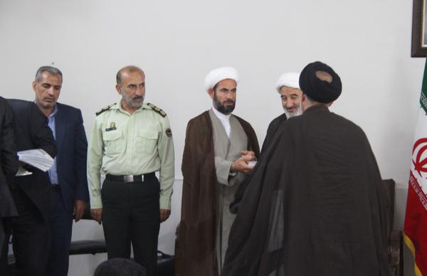 گزارش تصویری مراسم تجلیل از خادمان موکب زائران حسینی(ع) کوهدشت
