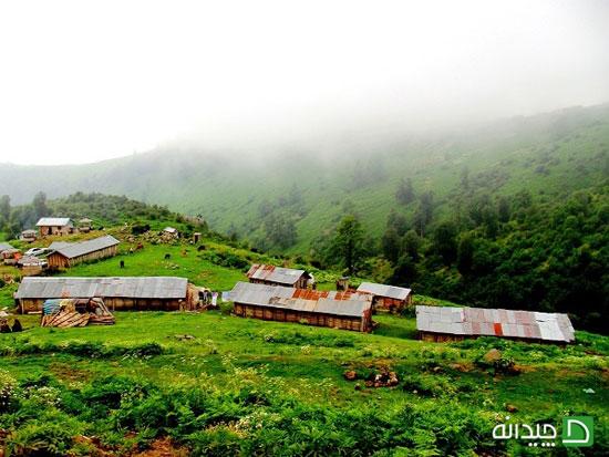 ۷ مکان کمتر معروف در شمال ایران برای سفر