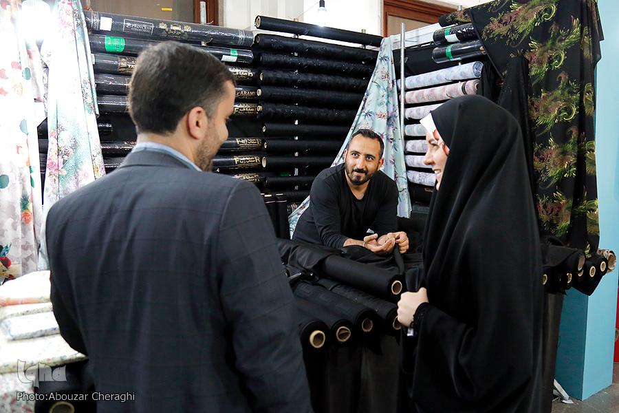 سایه گرانی بر بخش عفاف و حجاب/ بخشی با تمام سلائق/ بیدادگری مد ایرانی اسلامی در نمایشگاه قرآن/ تنوع طرحهایی که در سایه گرانی گم شدند