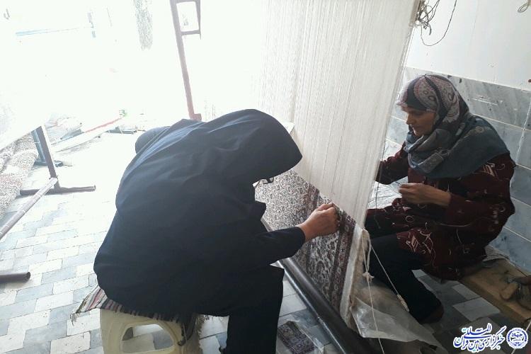 از نذر هنری برای ساخت عتبات عالیات تا بی مهری نسبت به بافندگان خراسان جنوبی