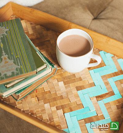 تزیین سینی چای، با این ۱۲ ایده لبخند بر لب مهمانتان بنشانید!