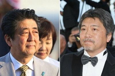 بیتوجهی نخستوزیر ژاپن به برنده کن