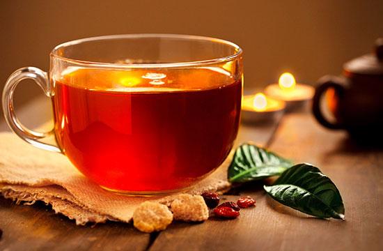 خاصیتهای چای سیاه