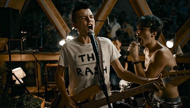 فیلم خانه فردا، زندگی یک نوجوان رادیکال