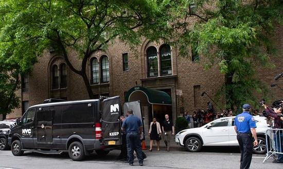 جسد طراح معروف آمریکایی در آپارتمانش پیدا شد