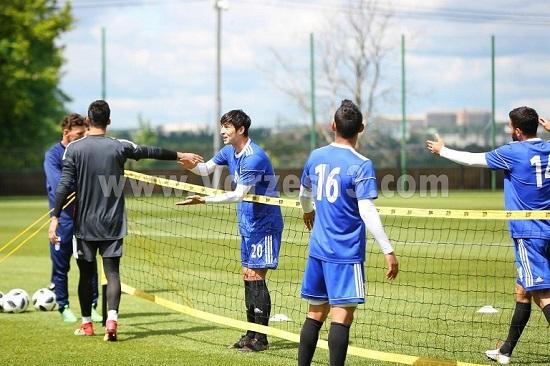 جِرزنیهایِ جذاب در تیم ملی