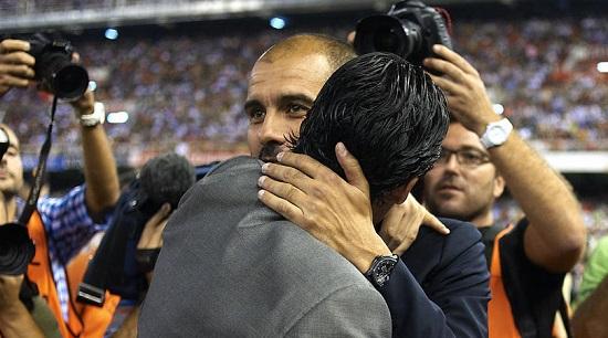 گواردیولا: دوست دارم به بارسلونا برگردم