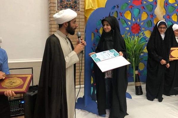 گزارش فعالیتهای قرآنی مجمعالقرآن فاطمیون در رمضان