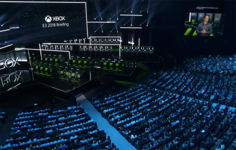 کنفرانس مایکروسافت در E۳، ۲۰۱۸ جا برای رقابت باقی نگذاشت