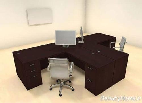 مدلهای میز کار مدرن و کاربردی با طراحی زیبا