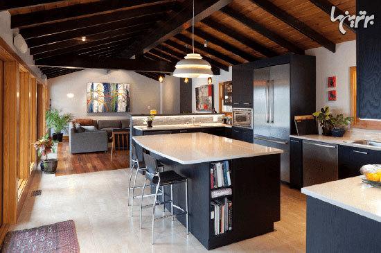 ایدههای انتخاب رنگ کابینت برای دکوراسیون آشپزخانه