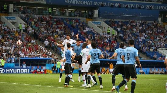 اروگوئه ۲ - پرتغال ۱؛ تا دقیقه ۶۲