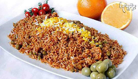 انواع غذاهای شیرازی (2)