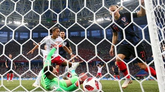 دانمارک ۱ - کرواسی ۱؛ تا دقیقه ۷۶