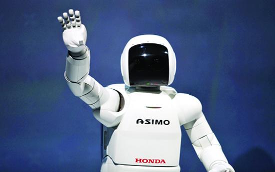 هوندا ربات مشهور خود را بازنشسته کرد