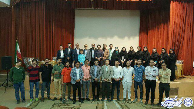 پایان مرحله استانی هفتمین دوره مسابقات ملی مناظره دانشجویان در چهارمحال و بختیاری