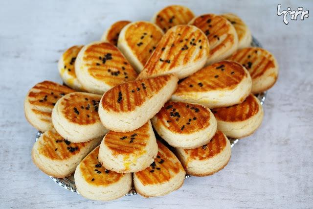 شیرینیهای خوشمزه قزوین؛ از شیرینی نان چرخی تا نان قندی