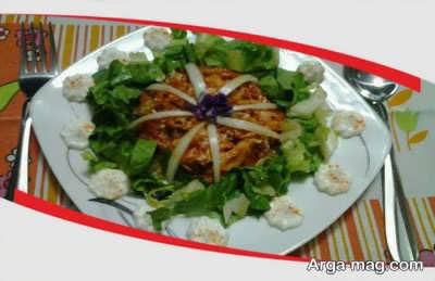 نرگسی لوبیا سبز، غذایی آسان اما خوشمزه