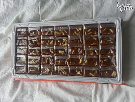شیرینیهای خوشمزه تبریز