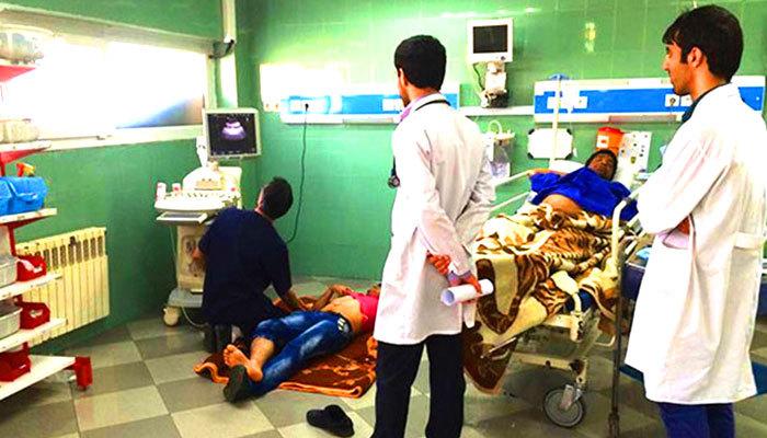 عدم تناسب تختهای بیمارستان با مراجعه بیماران