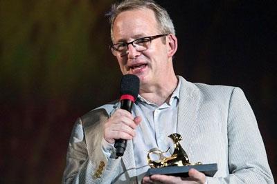 پلنگ ویژه جشنواره لوکارنو به رییس آمازون اهدا شد
