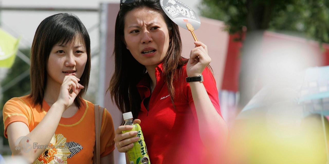 شکارچیان عشق در خیابانهای چین!