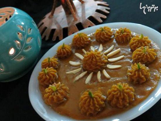شیرینی های خوشمزه استان گیلان