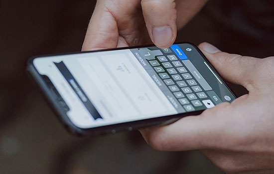 ترفندهایی ساده برای تایپ سریعتر در گوشیهای هوشمند
