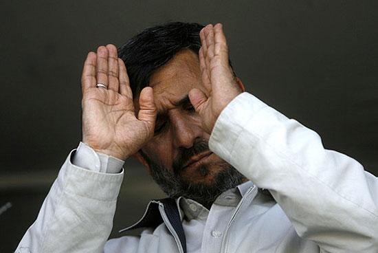 واقعه ی مشکوک احمدینژاد و سرنا ویلیامز