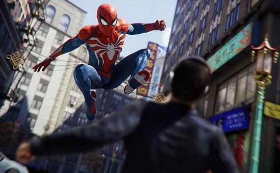 وقتی که ابرقهرمان قهرمانانه برمی گردد؛ نقدها و نمرات بازی Spider-Man