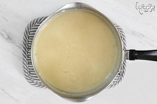 طرز تهیه ماکارونی و پنیر (مک اند چیز) برای گیاهخواران