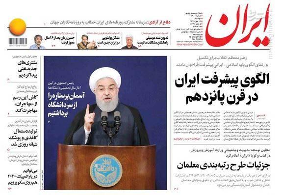 ایران: الگوی پیشرفت ایران در قرن پانزدهم