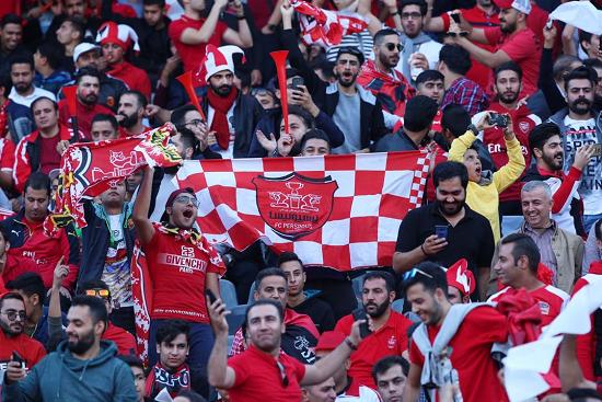 AFC:هواداران خستگی ناپذیر سرخپوشان