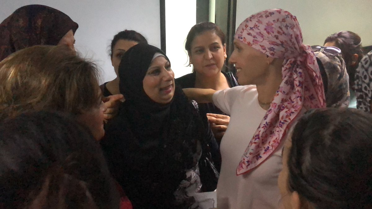 تصاویر/ همسر بشار اسد پس از شیمیدرمانی