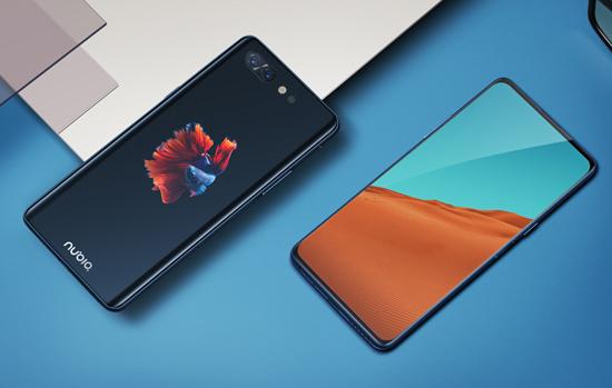 تلفن همراه ZTE Nubia X با دو نمایشگر و دو حسگر اثر انگشت معرفی شد