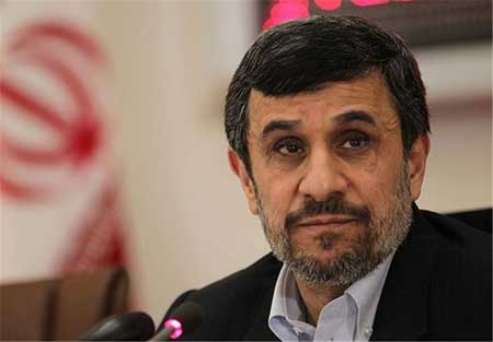 دکتر محمود احمدی نژاد درخواست کمک نقدی دارد!