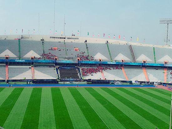 با حال و هوای آزادی تا آغاز فینال آسیا